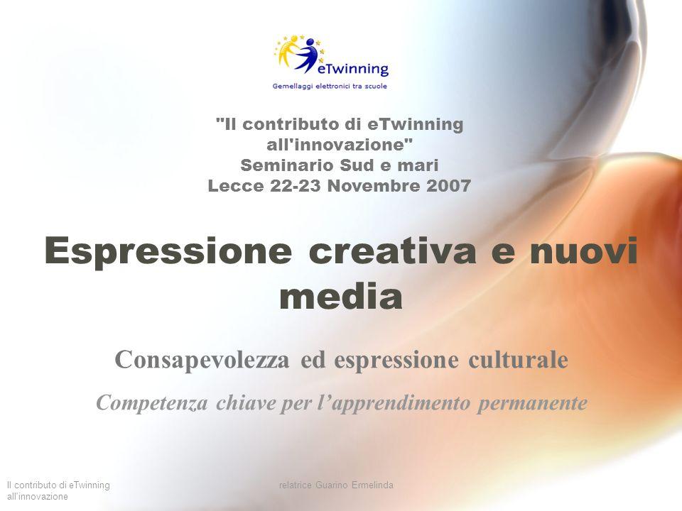 Espressione creativa e nuovi media