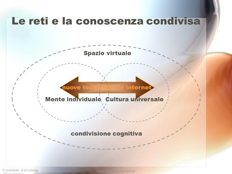 Le reti e la conoscenza condivisa
