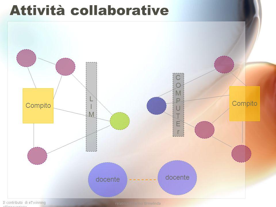 Attività collaborative