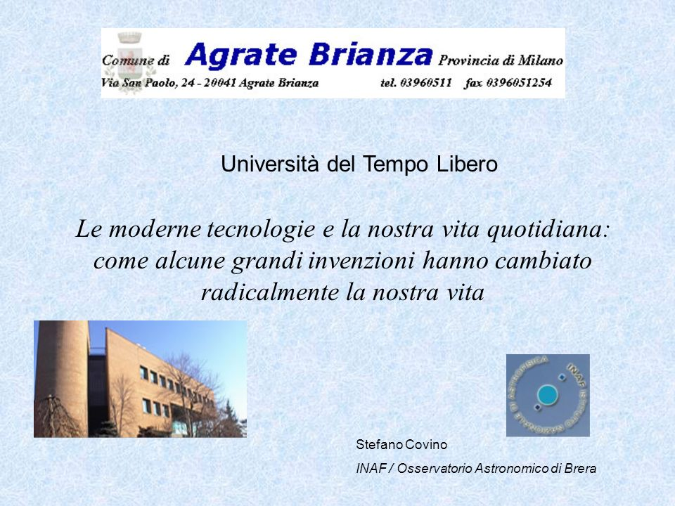 Università del Tempo Libero