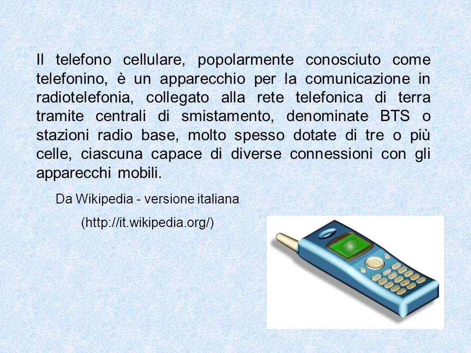 Da Wikipedia - versione italiana
