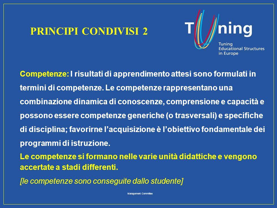 PRINCIPI CONDIVISI 2