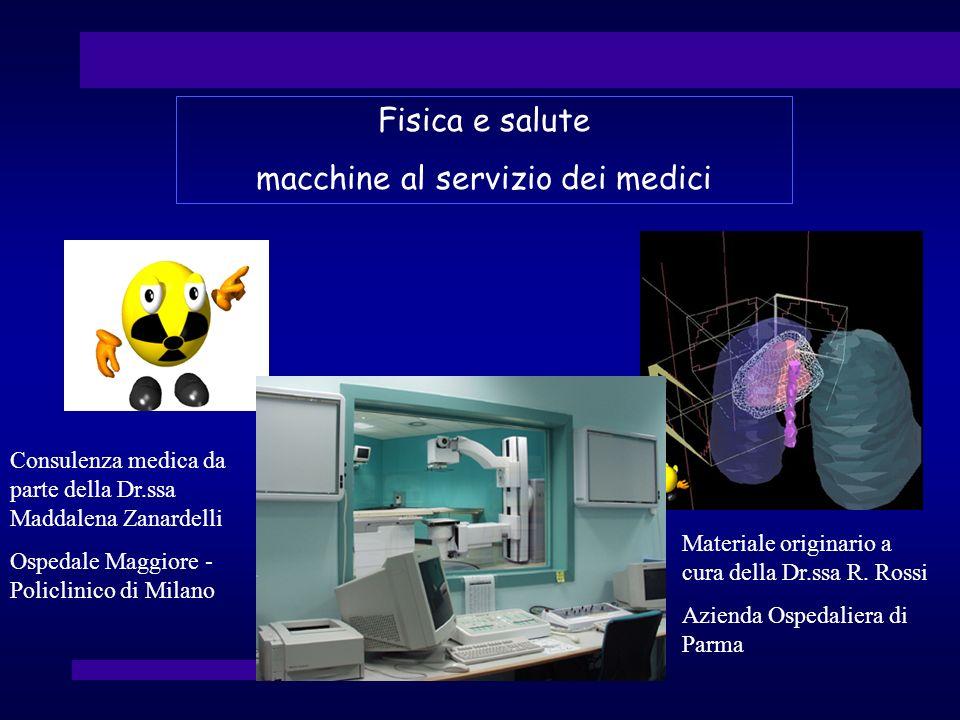 macchine al servizio dei medici