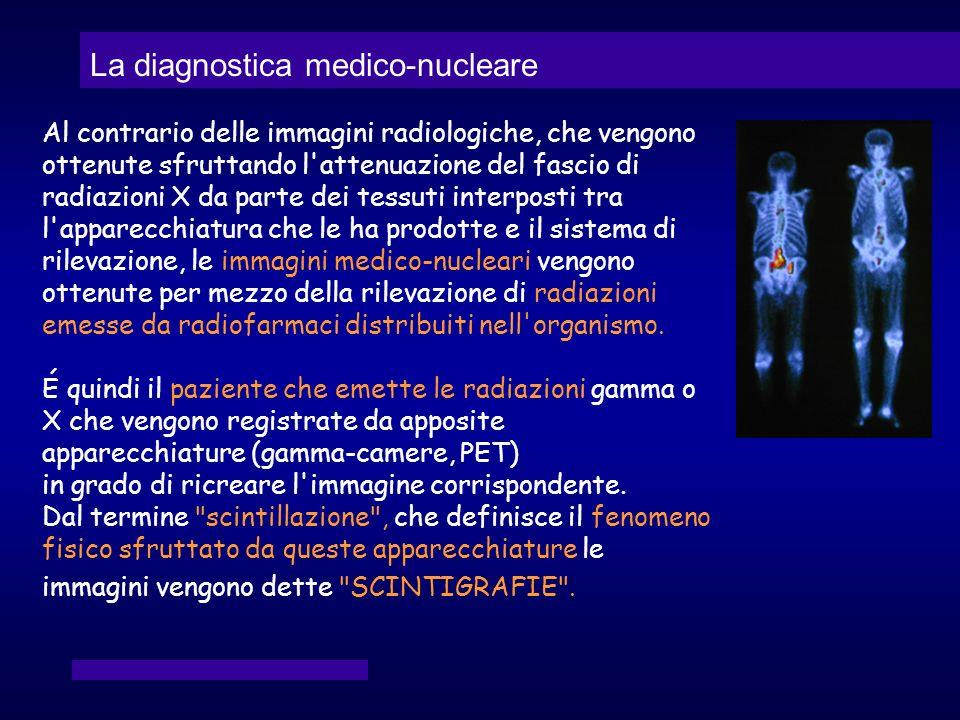 La diagnostica medico-nucleare