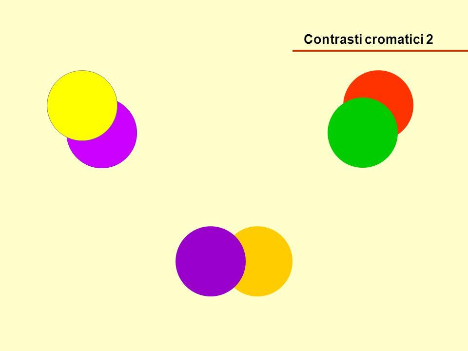 Contrasti cromatici 2