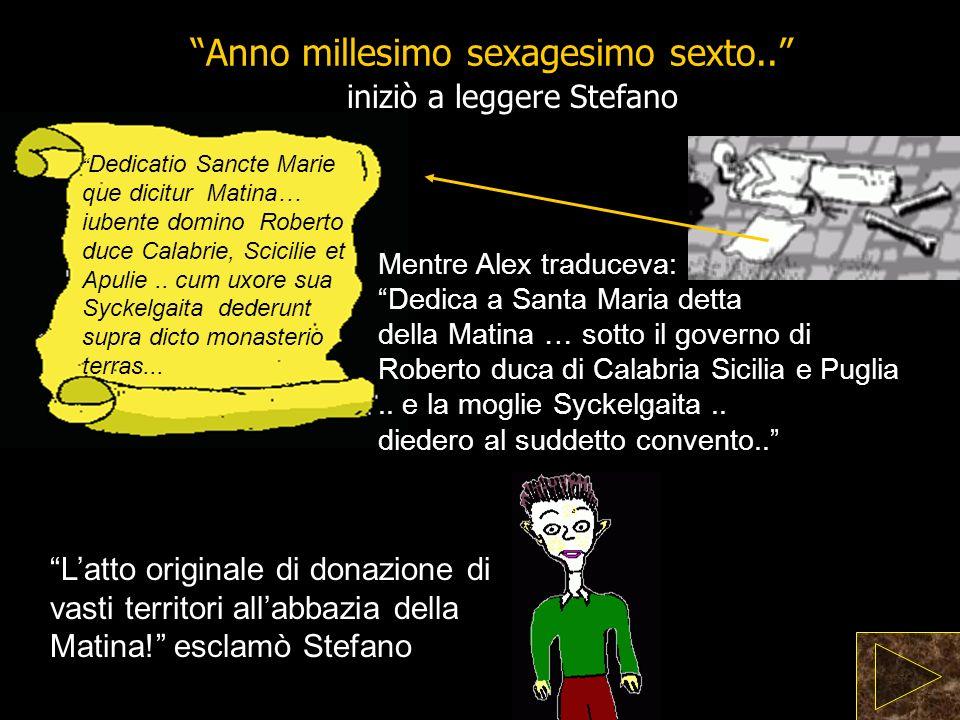 Anno millesimo sexagesimo sexto..
