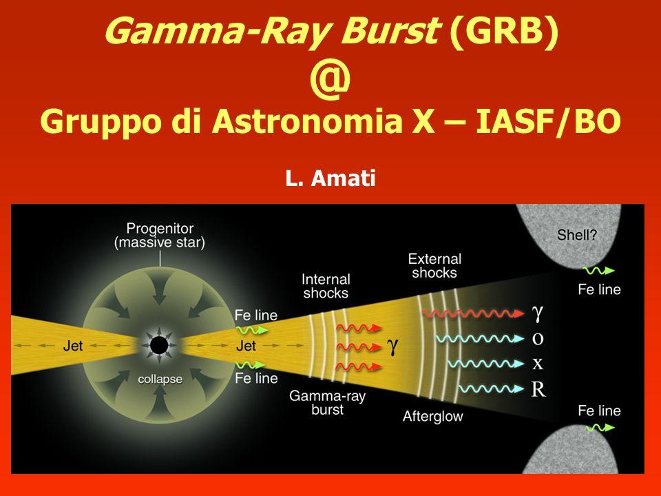 Gruppo di Astronomia X – IASF/BO