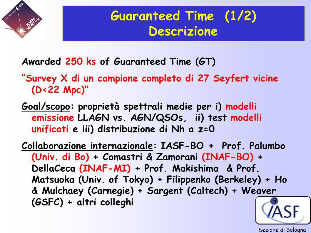 Guaranteed Time (1/2) Descrizione