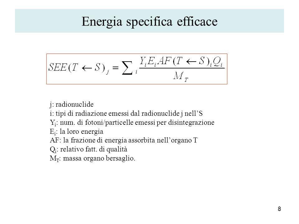 Energia specifica efficace