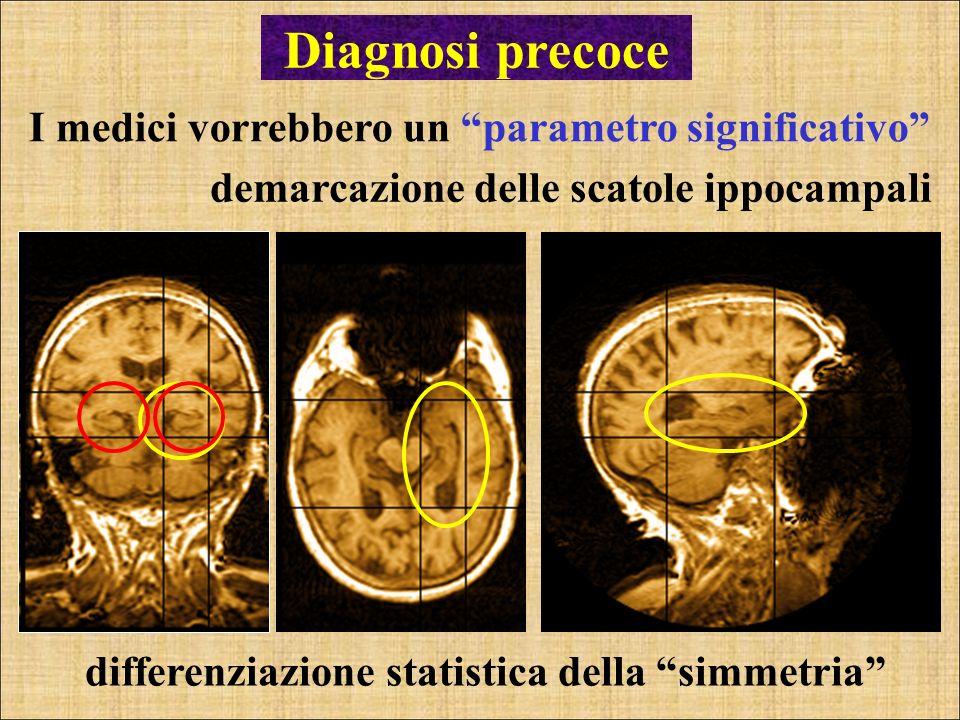 differenziazione statistica della simmetria