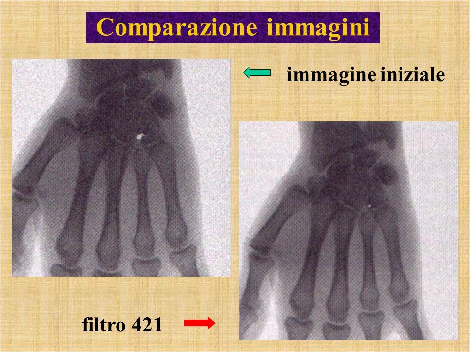 Comparazione immagini