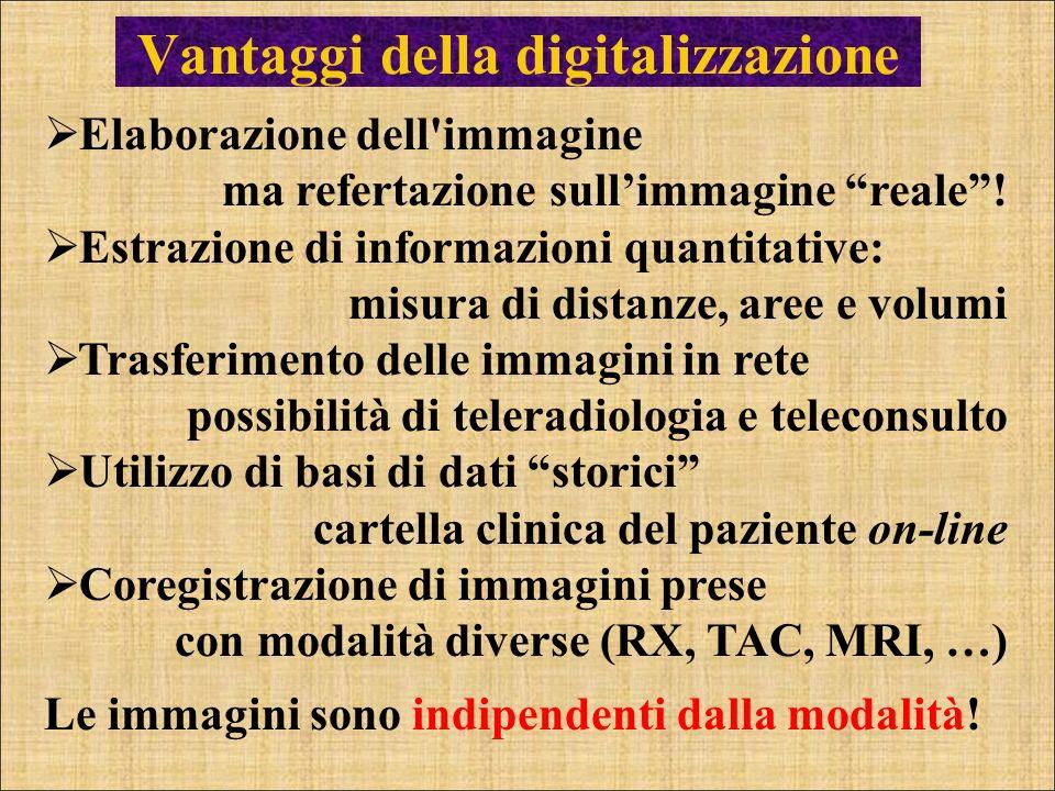 Vantaggi della digitalizzazione