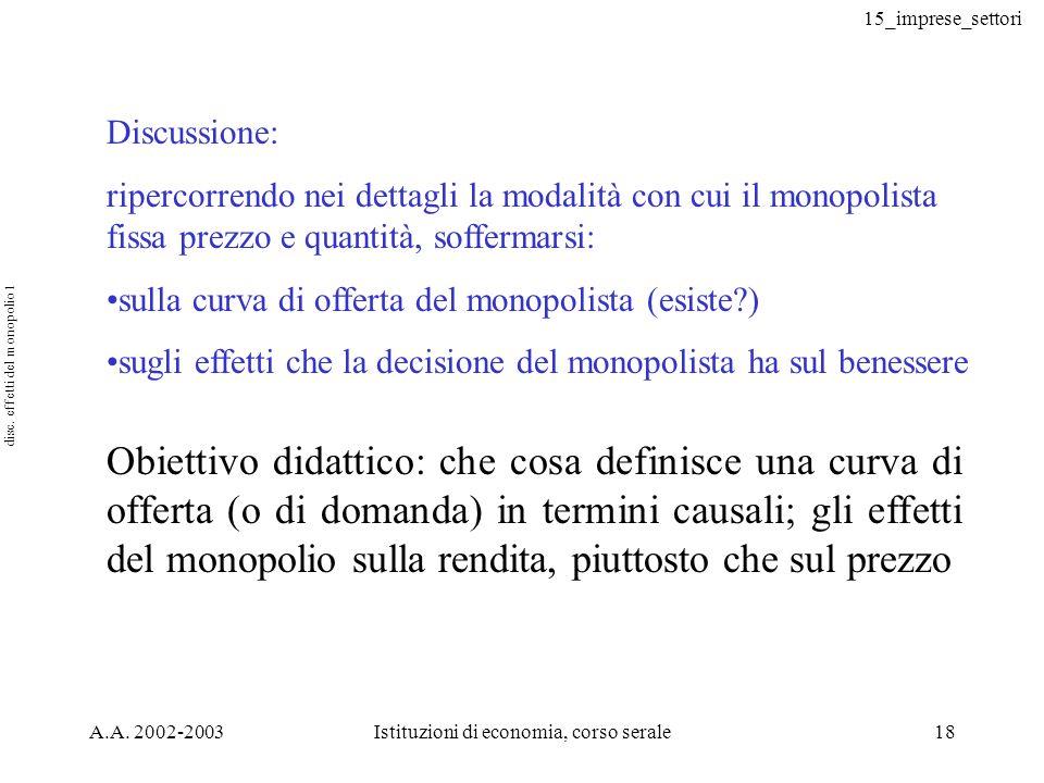 disc. effetti del monopolio 1