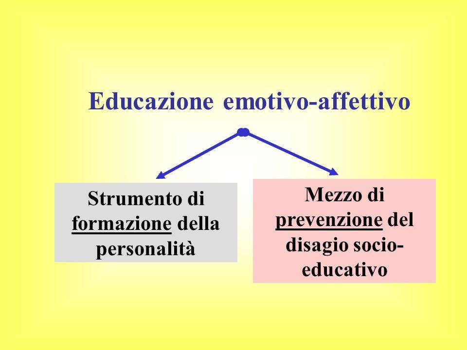 Educazione emotivo-affettivo