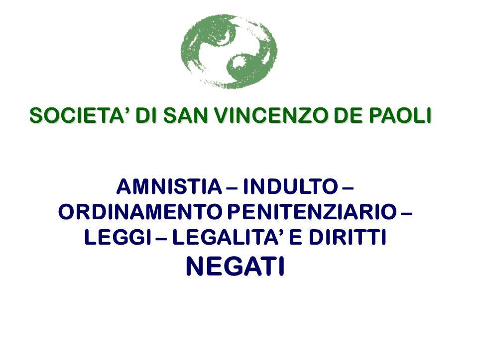 SOCIETA' DI SAN VINCENZO DE PAOLI