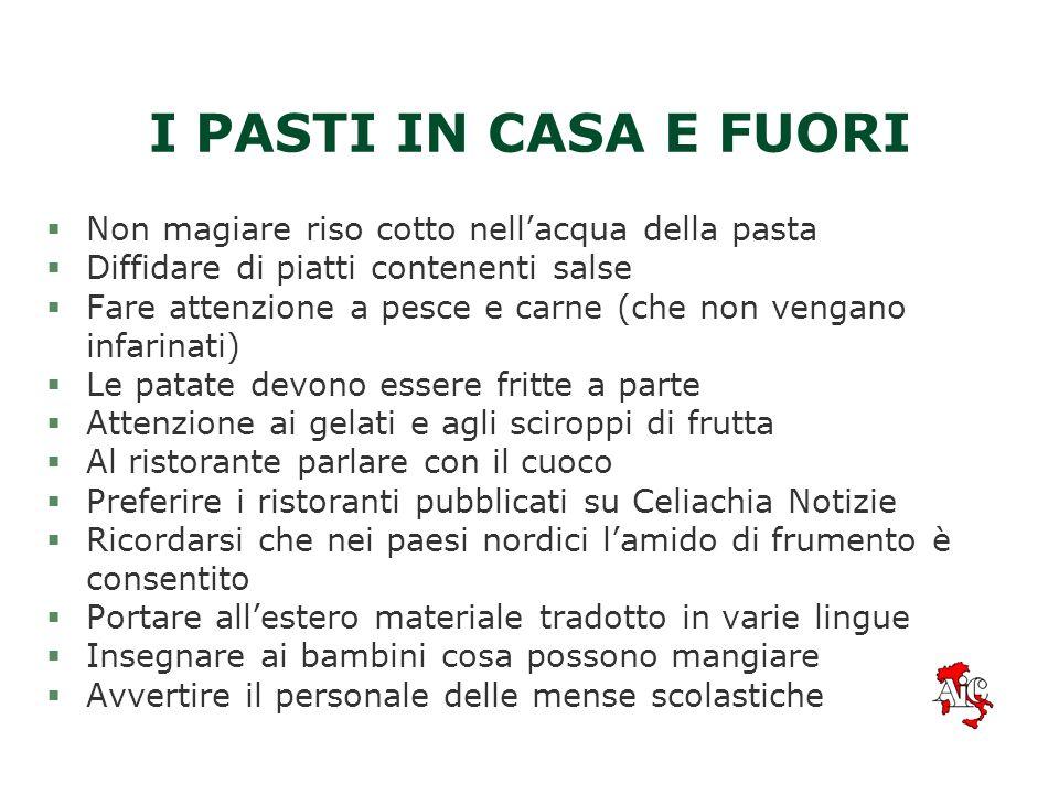 Associazione italiana celiachia onlus ppt video online for Cosa cercare nell ispezione finale della casa