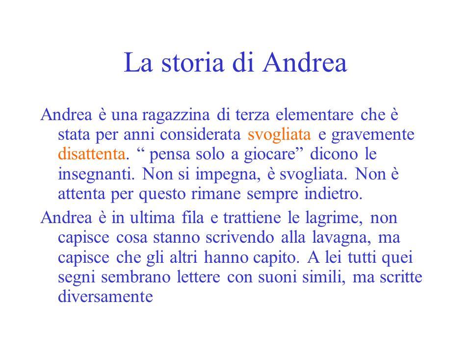 La storia di Andrea
