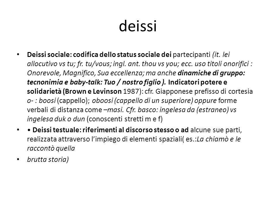 deissi