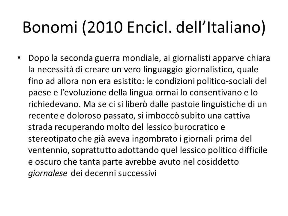 Bonomi (2010 Encicl. dell'Italiano)