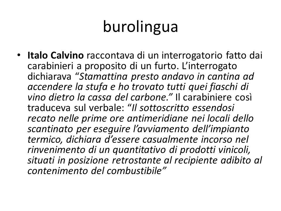 burolingua