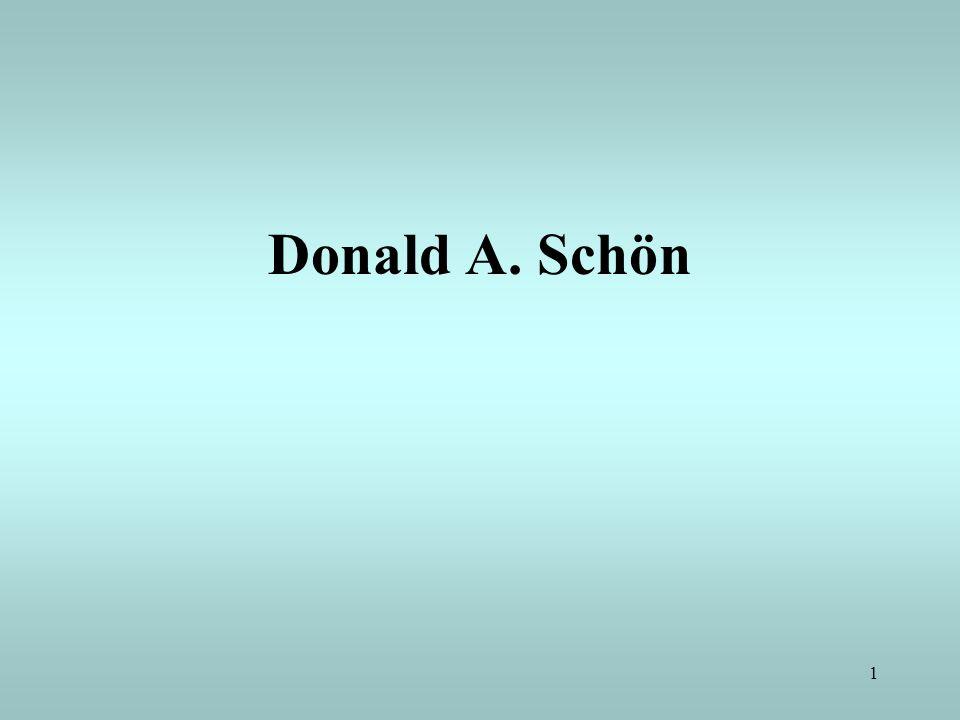Donald A. Schön