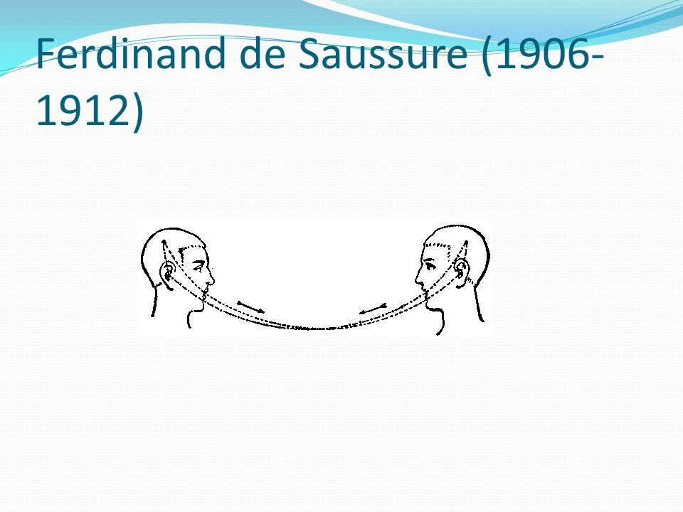 Ferdinand de Saussure (1906-1912)