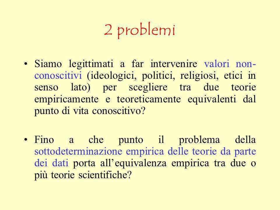 2 problemi