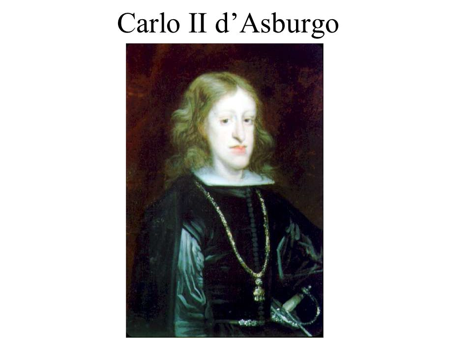 Carlo II d'Asburgo