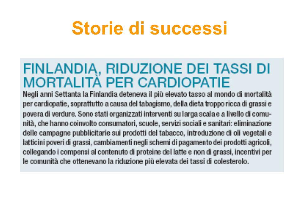 Storie di successi