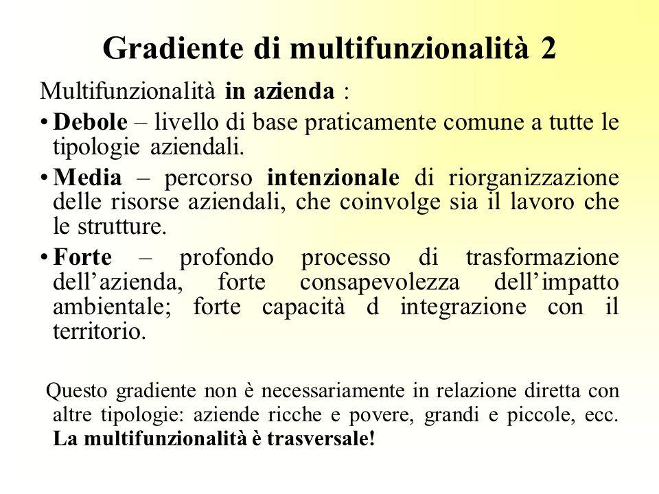 Gradiente di multifunzionalità 2