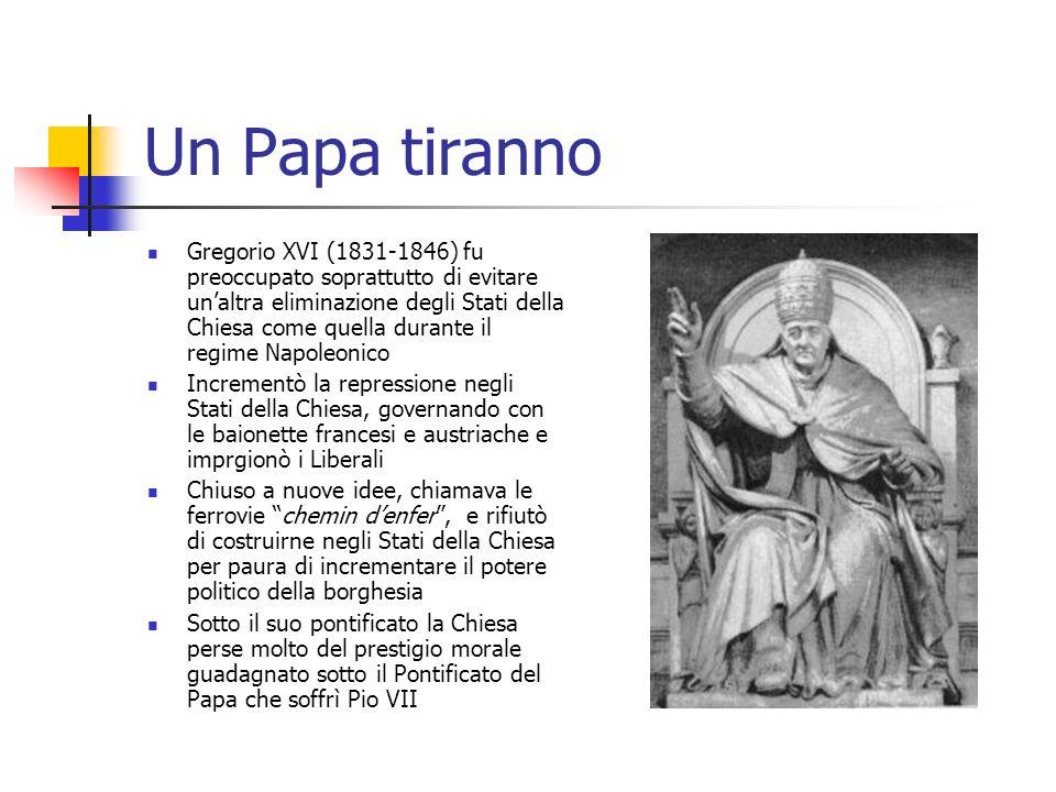 Un Papa tiranno