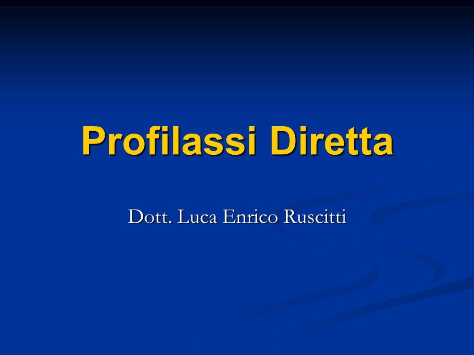 Dott. Luca Enrico Ruscitti