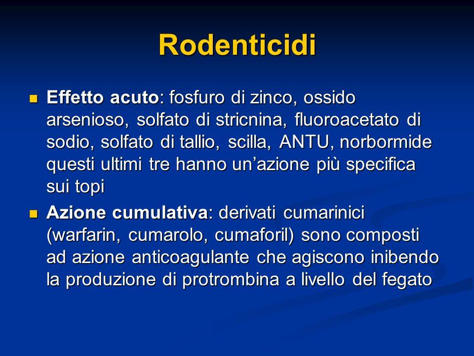 Rodenticidi