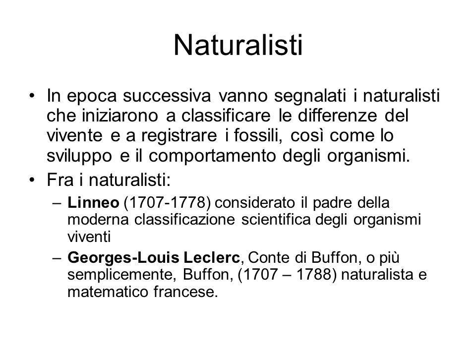 Naturalisti