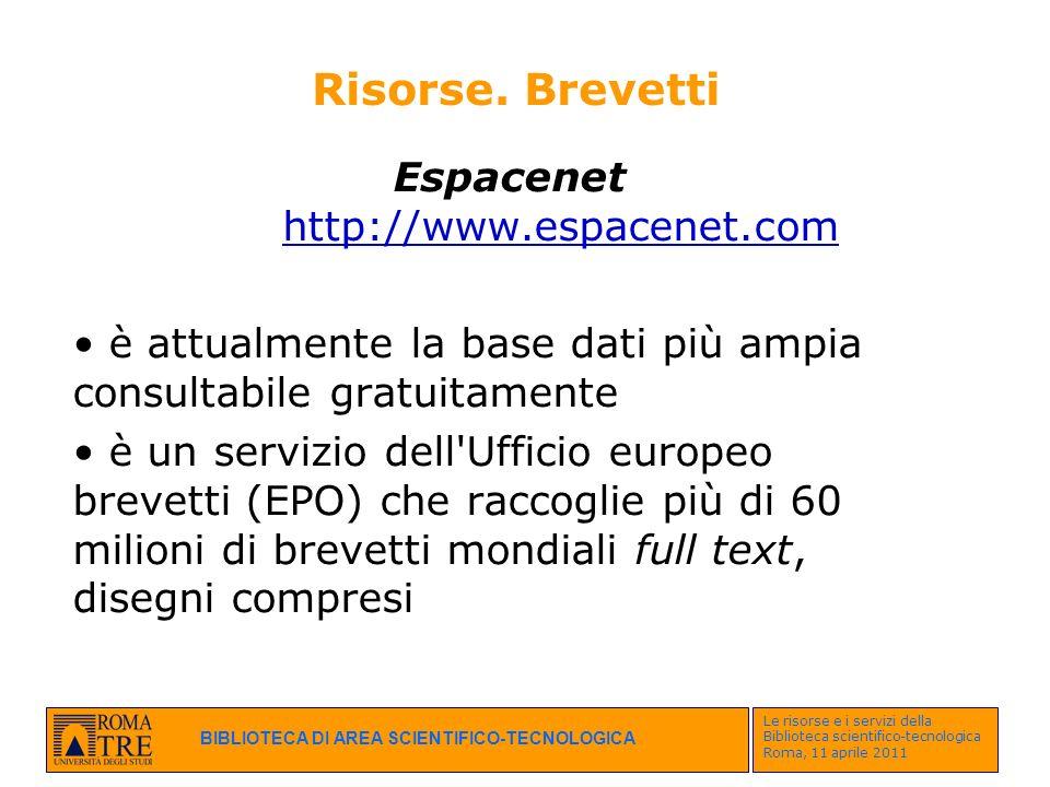 Espacenet http://www.espacenet.com