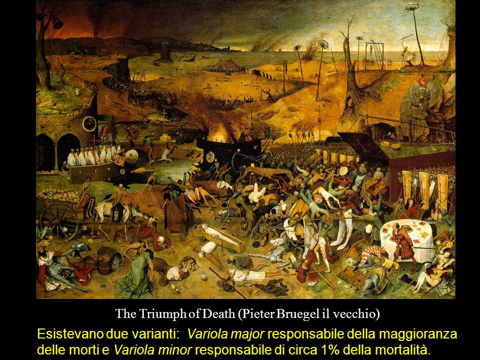 The Triumph of Death (Pieter Bruegel il vecchio)
