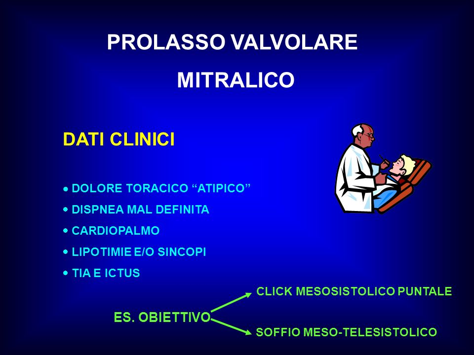 CLICK MESOSISTOLICO PUNTALE