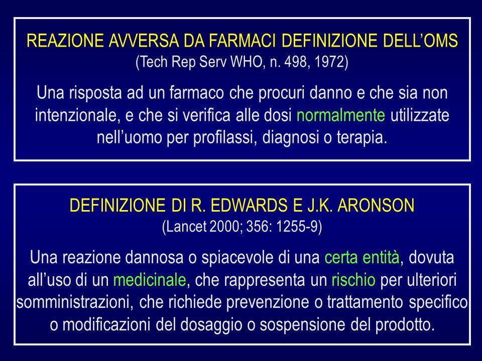 DEFINIZIONE DI R. EDWARDS E J.K. ARONSON