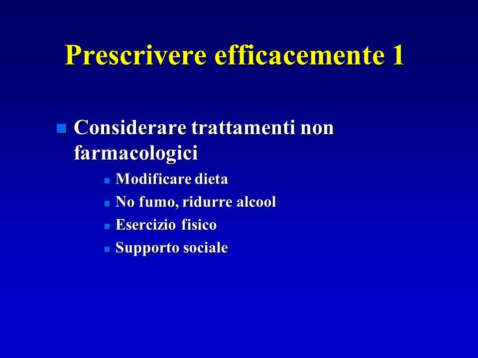 Prescrivere efficacemente 1