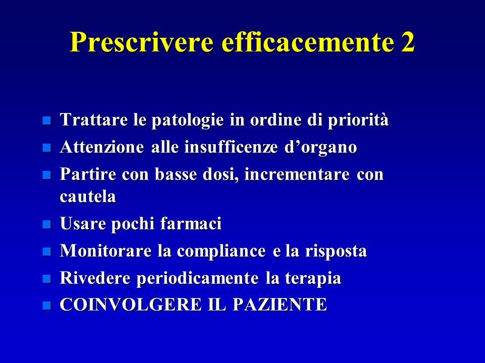Prescrivere efficacemente 2