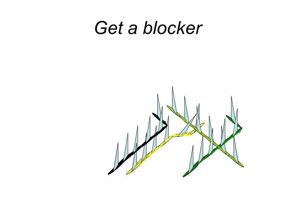 Get a blocker