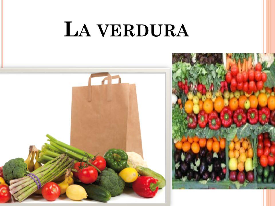 La verdura