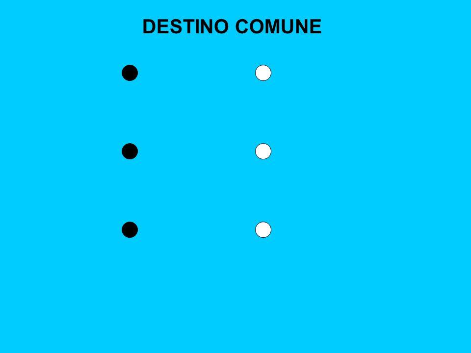 DESTINO COMUNE