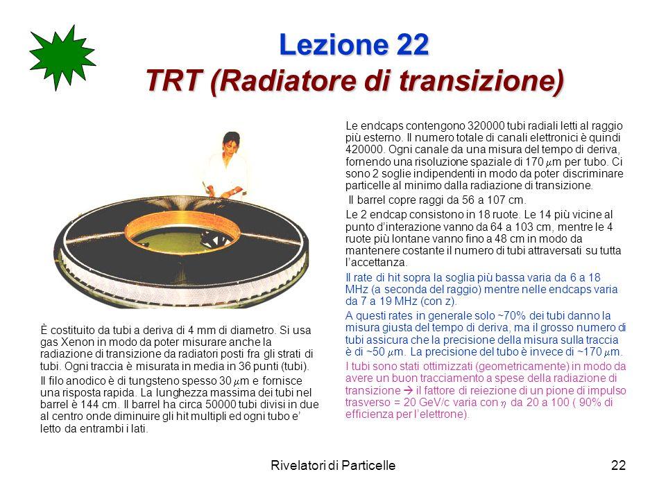 Lezione 22 TRT (Radiatore di transizione)
