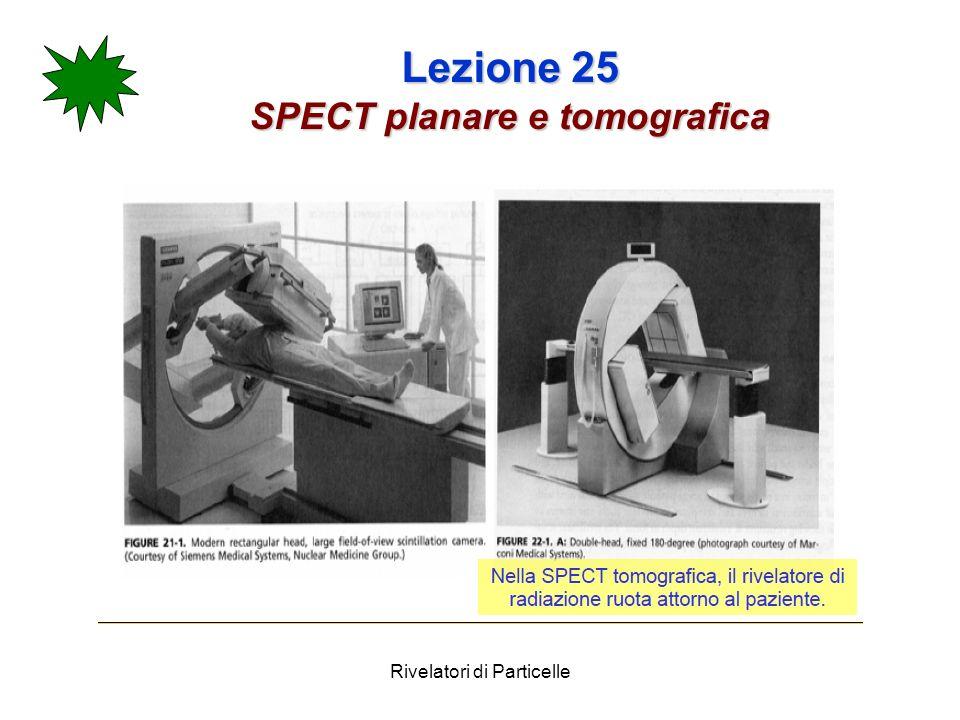 Lezione 25 SPECT planare e tomografica