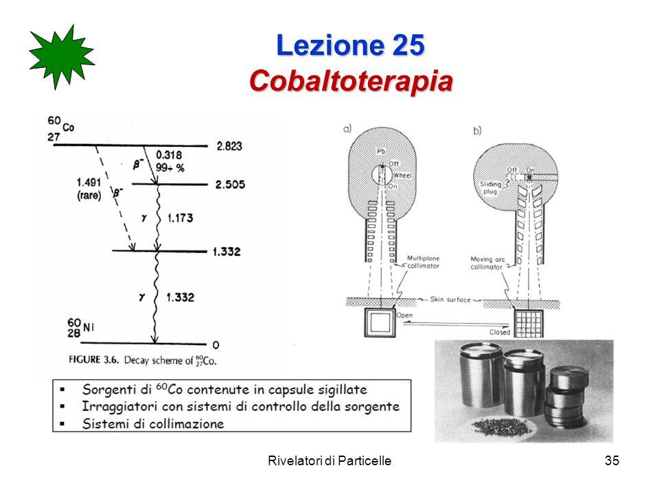 Lezione 25 Cobaltoterapia