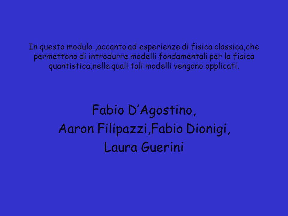 Fabio D'Agostino, Aaron Filipazzi,Fabio Dionigi, Laura Guerini