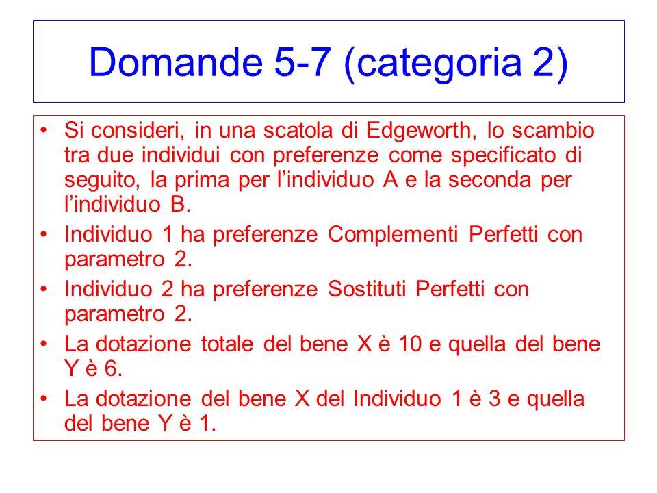 Domande 5-7 (categoria 2)