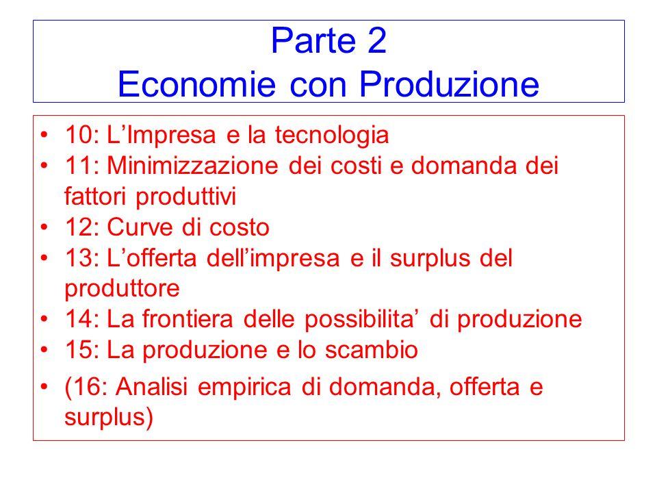 Parte 2 Economie con Produzione