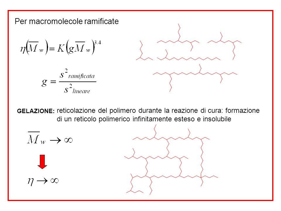 Per macromolecole ramificate